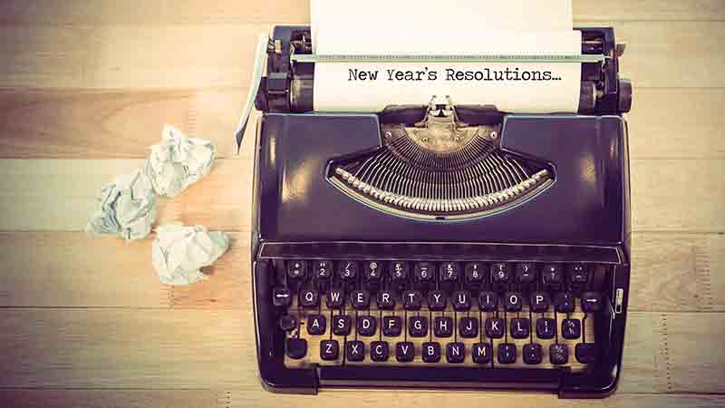 New year resolutions for parenting matters