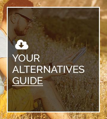 Alternatives Guide Widget