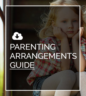 Parenting Arrangements Guide