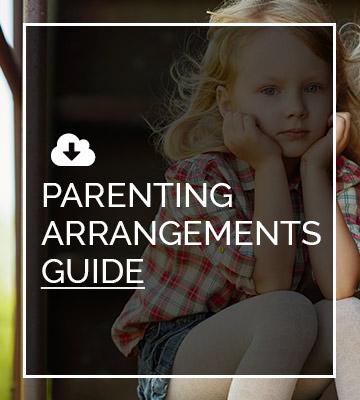 Parenting Arrangements Guide