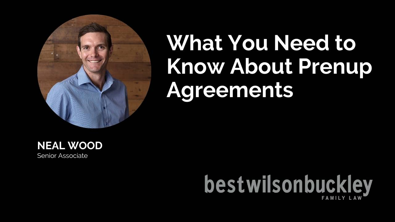 What You Need to Know About Prenup Agreements